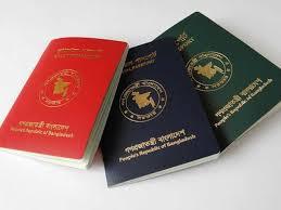 Bangladesh passport